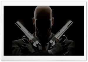 Hitman Contracts HD Wide Wallpaper for Widescreen