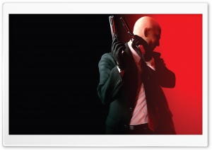 Hitman Fade to Red HD Wide Wallpaper for Widescreen