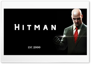 Hitman Fanmade Ultra HD Wallpaper for 4K UHD Widescreen desktop, tablet & smartphone