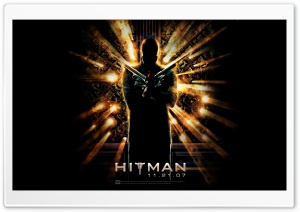 Hitman Movie HD Wide Wallpaper for Widescreen