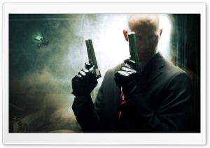 Hitman Movie Agent 47 HD Wide Wallpaper for Widescreen