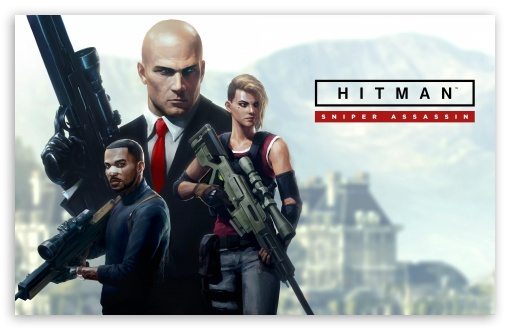 Download Hitman Sniper Assassin HD Wallpaper