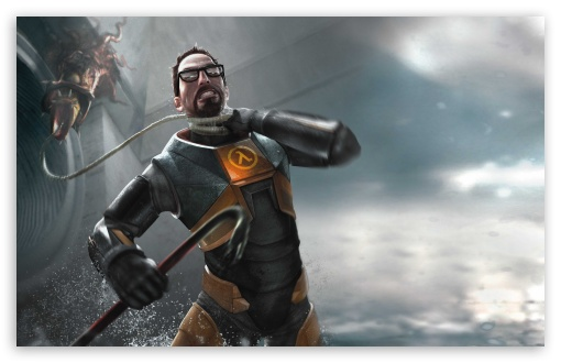 HL2 Gordon Freeman HD wallpaper for Wide 16:10 5:3 Widescreen WHXGA WQXGA WUXGA WXGA WGA ; HD 16:9 High Definition WQHD QWXGA 1080p 900p 720p QHD nHD ; Standard 4:3 5:4 3:2 Fullscreen UXGA XGA SVGA QSXGA SXGA DVGA HVGA HQVGA devices ( Apple PowerBook G4 iPhone 4 3G 3GS iPod Touch ) ; Tablet 1:1 ; iPad 1/2/Mini ; Mobile 4:3 5:3 3:2 16:9 5:4 - UXGA XGA SVGA WGA DVGA HVGA HQVGA devices ( Apple PowerBook G4 iPhone 4 3G 3GS iPod Touch ) WQHD QWXGA 1080p 900p 720p QHD nHD QSXGA SXGA ;