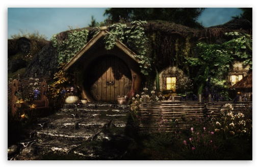Hobbit Hole HD wallpaper for Wide 16:10 5:3 Widescreen WHXGA WQXGA WUXGA WXGA WGA ; HD 16:9 High Definition WQHD QWXGA 1080p 900p 720p QHD nHD ; Standard 4:3 5:4 3:2 Fullscreen UXGA XGA SVGA QSXGA SXGA DVGA HVGA HQVGA devices ( Apple PowerBook G4 iPhone 4 3G 3GS iPod Touch ) ; Tablet 1:1 ; iPad 1/2/Mini ; Mobile 4:3 5:3 3:2 16:9 5:4 - UXGA XGA SVGA WGA DVGA HVGA HQVGA devices ( Apple PowerBook G4 iPhone 4 3G 3GS iPod Touch ) WQHD QWXGA 1080p 900p 720p QHD nHD QSXGA SXGA ;