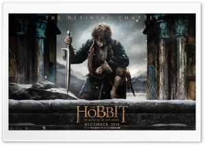 Hobbit The Battle Of The Five Armies Ultra HD Wallpaper for 4K UHD Widescreen desktop, tablet & smartphone
