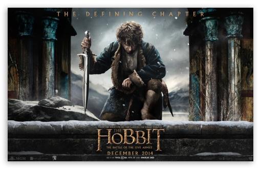 Hobbit The Battle Of The Five Armies ❤ 4K UHD Wallpaper for Wide 16:10 Widescreen WHXGA WQXGA WUXGA WXGA ; 4K UHD 16:9 Ultra High Definition 2160p 1440p 1080p 900p 720p ; Mobile 16:9 - 2160p 1440p 1080p 900p 720p ;