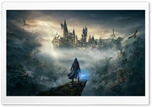 Hogwarts Legacy Ultra HD Wallpaper for 4K UHD Widescreen desktop, tablet & smartphone