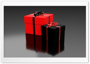 Holiday Presents HD Wide Wallpaper for Widescreen