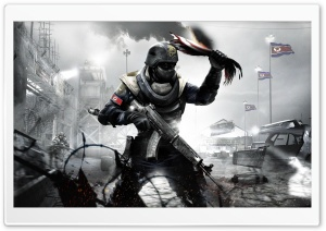 Homefront HD Wide Wallpaper for Widescreen