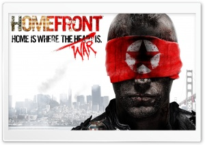 Homefront Game HD Wide Wallpaper for Widescreen