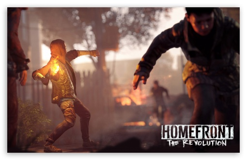 Homefront The Revolution ❤ 4K UHD Wallpaper for Wide 16:10 5:3 Widescreen WHXGA WQXGA WUXGA WXGA WGA ; 4K UHD 16:9 Ultra High Definition 2160p 1440p 1080p 900p 720p ; Standard 3:2 Fullscreen DVGA HVGA HQVGA ( Apple PowerBook G4 iPhone 4 3G 3GS iPod Touch ) ; Mobile 5:3 3:2 16:9 - WGA DVGA HVGA HQVGA ( Apple PowerBook G4 iPhone 4 3G 3GS iPod Touch ) 2160p 1440p 1080p 900p 720p ;