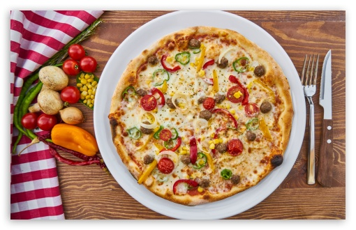 Homemade Vegetarian Pizza ❤ 4K UHD Wallpaper for Wide 16:10 5:3 Widescreen WHXGA WQXGA WUXGA WXGA WGA ; UltraWide 21:9 24:10 ; 4K UHD 16:9 Ultra High Definition 2160p 1440p 1080p 900p 720p ; UHD 16:9 2160p 1440p 1080p 900p 720p ; Standard 4:3 5:4 3:2 Fullscreen UXGA XGA SVGA QSXGA SXGA DVGA HVGA HQVGA ( Apple PowerBook G4 iPhone 4 3G 3GS iPod Touch ) ; Smartphone 16:9 3:2 5:3 2160p 1440p 1080p 900p 720p DVGA HVGA HQVGA ( Apple PowerBook G4 iPhone 4 3G 3GS iPod Touch ) WGA ; Tablet 1:1 ; iPad 1/2/Mini ; Mobile 4:3 5:3 3:2 16:9 5:4 - UXGA XGA SVGA WGA DVGA HVGA HQVGA ( Apple PowerBook G4 iPhone 4 3G 3GS iPod Touch ) 2160p 1440p 1080p 900p 720p QSXGA SXGA ; Dual 16:10 5:3 16:9 4:3 5:4 3:2 WHXGA WQXGA WUXGA WXGA WGA 2160p 1440p 1080p 900p 720p UXGA XGA SVGA QSXGA SXGA DVGA HVGA HQVGA ( Apple PowerBook G4 iPhone 4 3G 3GS iPod Touch ) ;