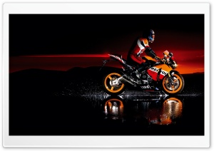 Honda HD Wide Wallpaper for Widescreen