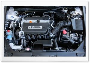 Honda 2.4 DOHC i VTEC Engine HD Wide Wallpaper for 4K UHD Widescreen desktop & smartphone