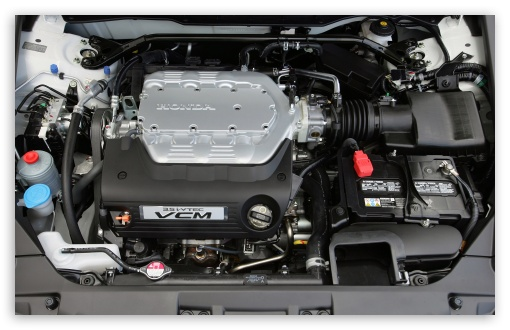Honda 3.5 i VTEC VCM Engine HD wallpaper for Wide 16:10 5:3 Widescreen WHXGA WQXGA WUXGA WXGA WGA ; HD 16:9 High Definition WQHD QWXGA 1080p 900p 720p QHD nHD ; Mobile 5:3 16:9 - WGA WQHD QWXGA 1080p 900p 720p QHD nHD ;