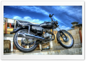 Honda CG 125CC HD Wide Wallpaper for Widescreen