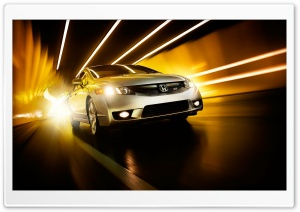 Honda Civic SI HD Wide Wallpaper for Widescreen