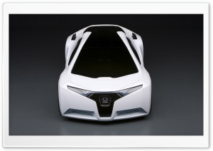Honda Concept HD Wide Wallpaper for Widescreen