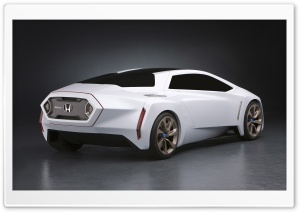 Honda Concept 1 HD Wide Wallpaper for Widescreen
