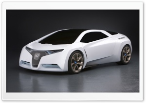 Honda Concept 2 HD Wide Wallpaper for Widescreen