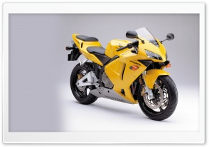 Honda CRB600RR HD Wide Wallpaper for Widescreen
