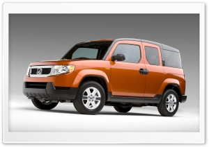 Honda Element HD Wide Wallpaper for Widescreen