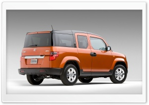 Honda Element 1 HD Wide Wallpaper for Widescreen