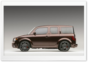 Honda Element Car 1 HD Wide Wallpaper for Widescreen