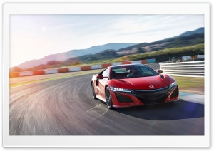 Honda NSX Ultra HD Wallpaper for 4K UHD Widescreen desktop, tablet & smartphone