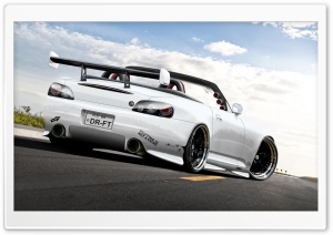 Honda S2000 Driftcar HD Wide Wallpaper for Widescreen