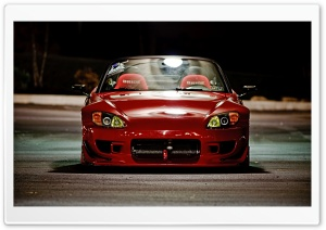 Honda S2000 Front HD Wide Wallpaper for Widescreen