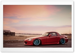 Honda S2000 Photo HD Wide Wallpaper for 4K UHD Widescreen desktop & smartphone
