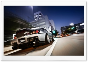 Honda S2000 Run HD Wide Wallpaper for Widescreen
