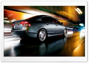 Honda SI HD Wide Wallpaper for Widescreen