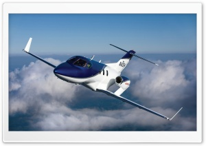 HondaJet HD Wide Wallpaper for Widescreen