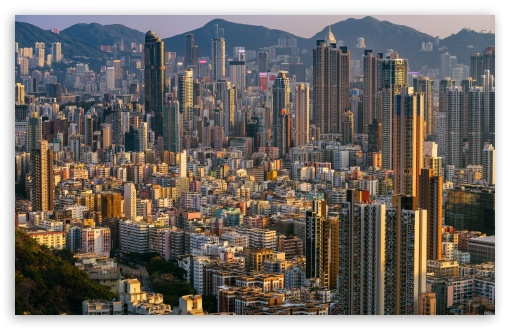 Hong Kong 4k Hd Desktop Wallpaper For 4k Ultra Hd Tv Wide