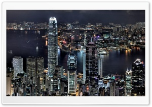 Hong Kong   China HD Wide Wallpaper for Widescreen