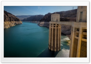 Hoover Dam Arizona USA HD Wide Wallpaper for Widescreen