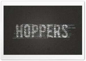 Hoppers HD Wide Wallpaper for Widescreen