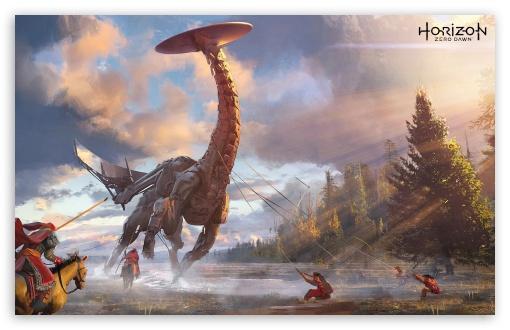 Horizon Zero Dawn 4k Hd Desktop Wallpaper For 4k Ultra Hd