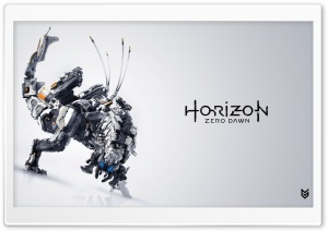 Horizon Zero Dawn Robot HD Wide Wallpaper for 4K UHD Widescreen desktop & smartphone