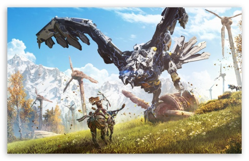 Horizon Zero Dawn Thunderhawk ❤ 4K UHD Wallpaper for Wide 16:10 5:3 Widescreen WHXGA WQXGA WUXGA WXGA WGA ; 4K UHD 16:9 Ultra High Definition 2160p 1440p 1080p 900p 720p ; Standard 4:3 5:4 3:2 Fullscreen UXGA XGA SVGA QSXGA SXGA DVGA HVGA HQVGA ( Apple PowerBook G4 iPhone 4 3G 3GS iPod Touch ) ; Tablet 1:1 ; iPad 1/2/Mini ; Mobile 4:3 5:3 3:2 16:9 5:4 - UXGA XGA SVGA WGA DVGA HVGA HQVGA ( Apple PowerBook G4 iPhone 4 3G 3GS iPod Touch ) 2160p 1440p 1080p 900p 720p QSXGA SXGA ;