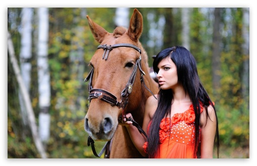 Horse and Woman HD wallpaper for Wide 16:10 5:3 Widescreen WHXGA WQXGA WUXGA WXGA WGA ; HD 16:9 High Definition WQHD QWXGA 1080p 900p 720p QHD nHD ; Standard 4:3 5:4 3:2 Fullscreen UXGA XGA SVGA QSXGA SXGA DVGA HVGA HQVGA devices ( Apple PowerBook G4 iPhone 4 3G 3GS iPod Touch ) ; Tablet 1:1 ; iPad 1/2/Mini ; Mobile 4:3 5:3 3:2 16:9 5:4 - UXGA XGA SVGA WGA DVGA HVGA HQVGA devices ( Apple PowerBook G4 iPhone 4 3G 3GS iPod Touch ) WQHD QWXGA 1080p 900p 720p QHD nHD QSXGA SXGA ;
