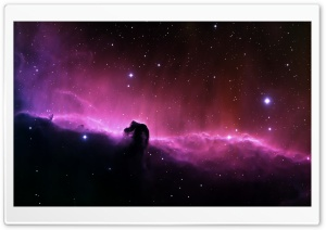 Horsehead Nebula HD Wide Wallpaper for Widescreen