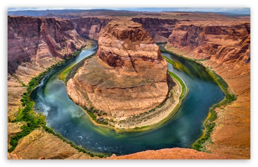 Horseshoe bend hd - photo#28