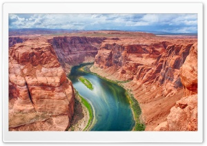 Horseshoe Bend Arizona HD Wide Wallpaper for 4K UHD Widescreen desktop & smartphone
