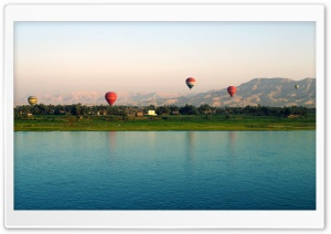 Hot Air Balloons HD Wide Wallpaper for Widescreen