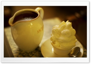 Hot Chocolate HD Wide Wallpaper for Widescreen
