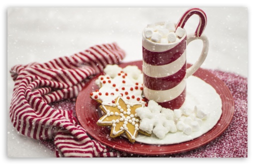 Hot Chocolate, Marshmallows, Candy Cane, Christmas HD wallpaper for Wide 16:10 5:3 Widescreen WHXGA WQXGA WUXGA WXGA WGA ; HD 16:9 High Definition WQHD QWXGA 1080p 900p 720p QHD nHD ; UHD 16:9 WQHD QWXGA 1080p 900p 720p QHD nHD ; Standard 4:3 5:4 3:2 Fullscreen UXGA XGA SVGA QSXGA SXGA DVGA HVGA HQVGA devices ( Apple PowerBook G4 iPhone 4 3G 3GS iPod Touch ) ; Smartphone 16:9 3:2 5:3 WQHD QWXGA 1080p 900p 720p QHD nHD DVGA HVGA HQVGA devices ( Apple PowerBook G4 iPhone 4 3G 3GS iPod Touch ) WGA ; Tablet 1:1 ; iPad 1/2/Mini ; Mobile 4:3 5:3 3:2 16:9 5:4 - UXGA XGA SVGA WGA DVGA HVGA HQVGA devices ( Apple PowerBook G4 iPhone 4 3G 3GS iPod Touch ) WQHD QWXGA 1080p 900p 720p QHD nHD QSXGA SXGA ;
