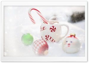 Hot Chocolate, Winter HD Wide Wallpaper for Widescreen
